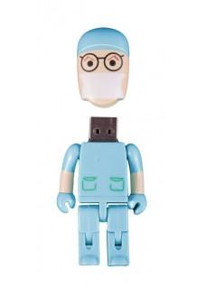 USB Stick Chirurg Türkis