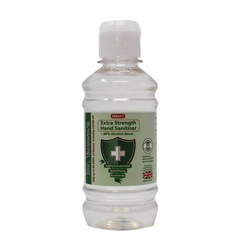 Dr. Browns Handgel 250ml 80% Alkohol