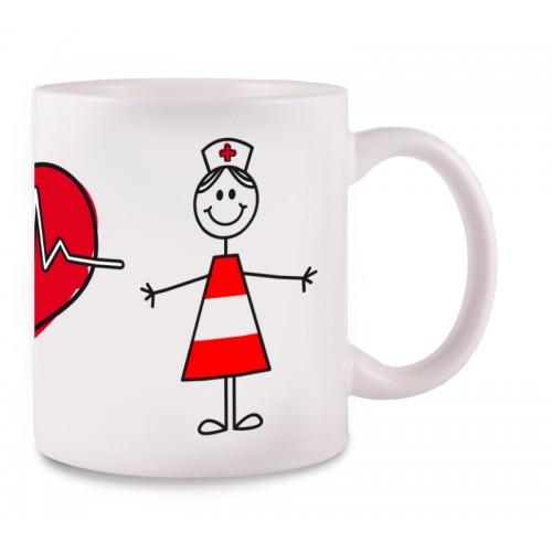 Tasse Stick Nurse Österreich