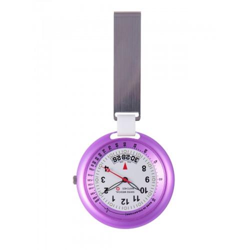Swiss Medical Uhr Professional Line Lila