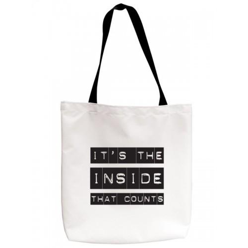 Einkaufstasche Inside Counts