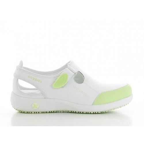 AUSLAUFMODELL: Schuhgröße 41 Oxypas Lilia Hellgrün