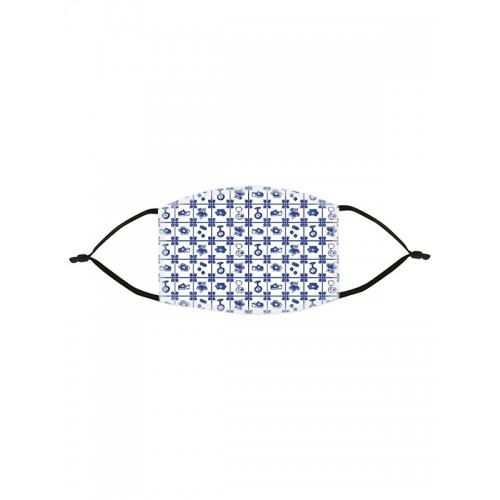 Alltagmaske Old Blue