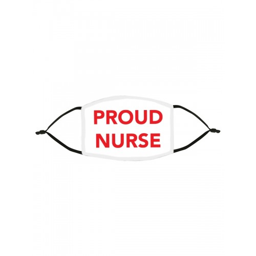 Alltagmaske Proud Nurse