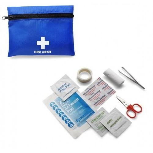 Mini Erste Hilfe Set Blauw