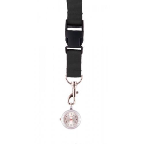 Schlüsselband Uhr Schwarz