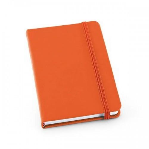 Notizbuch A6 Orange
