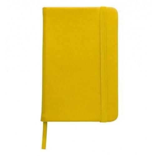Notizbuch A6 Gelb