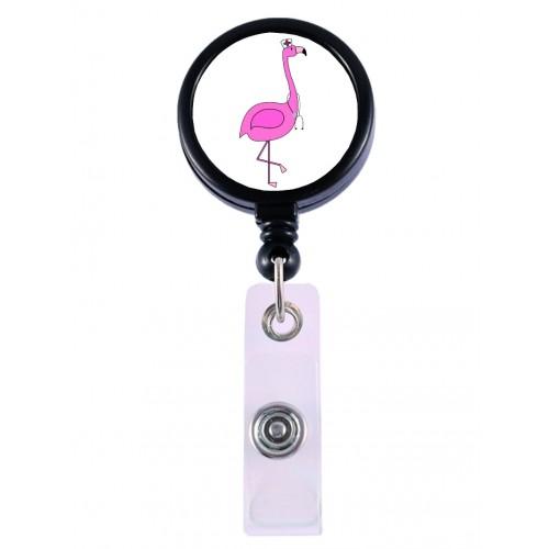Ausweis Jojo Flamingo