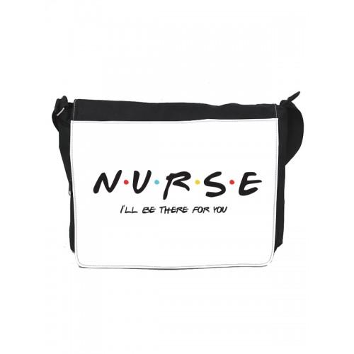 Schultertasche Gross Nurse For You