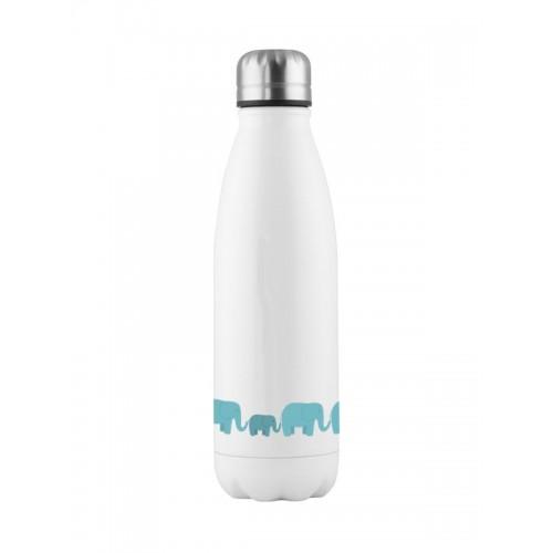 Trinkflasche Elefanten