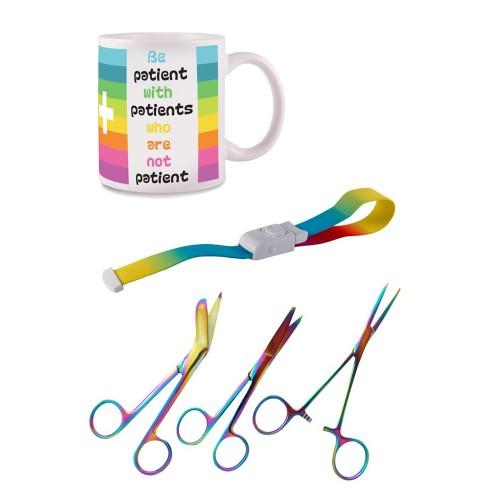 Set Persönliche Ausrüstung Rainbow